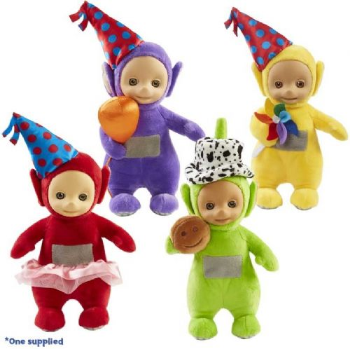 Teletubbies Talking Party Plush Assortment